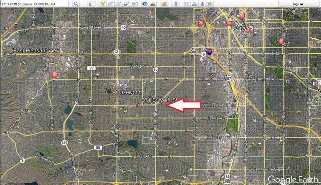 971 S Wolff Street, Denver, CO 80219 (MLS #9370850) :: 8z Real Estate