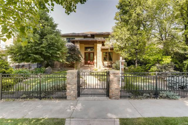 2319 S Josephine Street, Denver, CO 80210 (#9370978) :: The HomeSmiths Team - Keller Williams