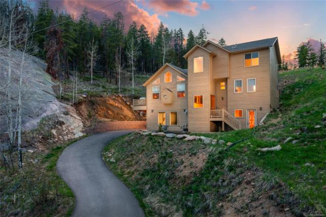32311 Lodgepole Drive, Evergreen, CO 80439 (#9371121) :: 5281 Exclusive Homes Realty