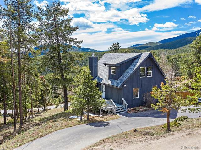 34958 Forest Estates Road, Evergreen, CO 80439 (#9371351) :: milehimodern