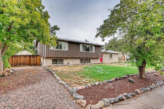 1529 W Sterne Parkway, Littleton, CO 80120 (#9372575) :: The DeGrood Team