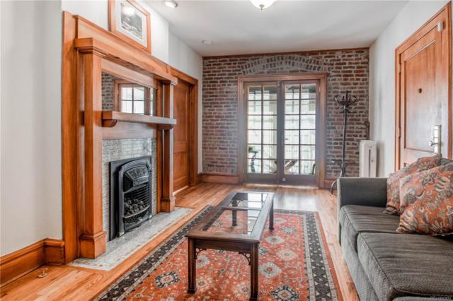 1305 E 13th Avenue #3, Denver, CO 80218 (#9372865) :: 5281 Exclusive Homes Realty
