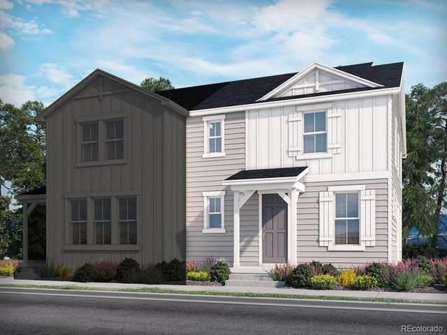 4586 S Kipling Circle, Denver, CO 80127 (#9373657) :: Venterra Real Estate LLC