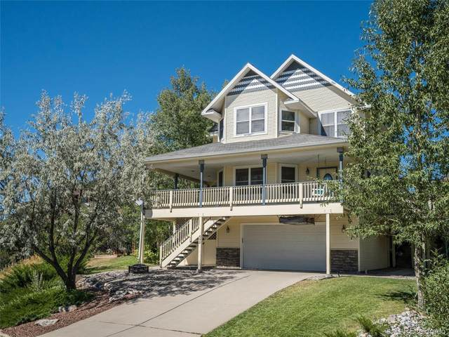 692 Sandhill Circle, Steamboat Springs, CO 80487 (MLS #9374118) :: 8z Real Estate