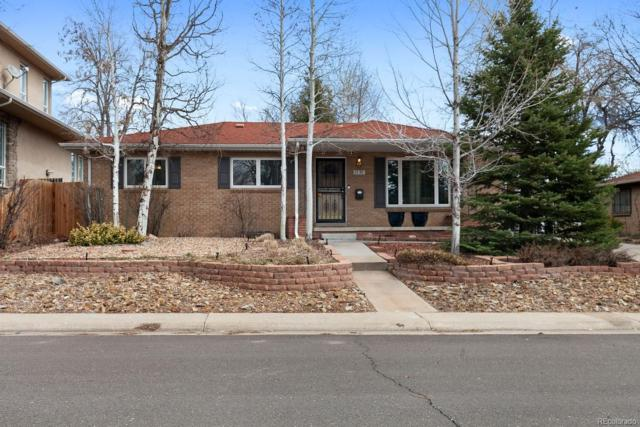 2580 S Carey Way, Denver, CO 80222 (#9374380) :: Compass Colorado Realty
