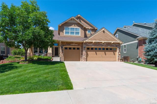 23387 Rockdale Place, Parker, CO 80138 (#9374657) :: The HomeSmiths Team - Keller Williams
