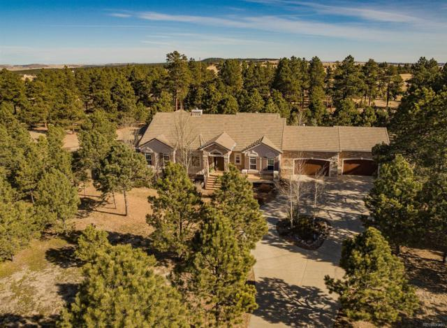 4502 Mountain Dance Drive, Colorado Springs, CO 80908 (#9374690) :: The Peak Properties Group