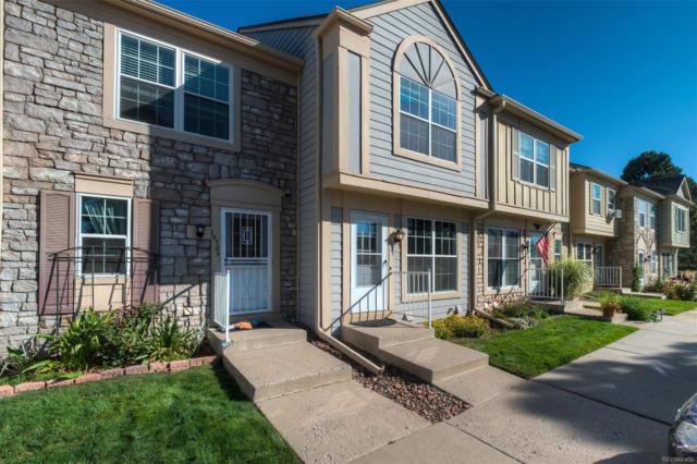 10721 W Dartmouth Avenue, Lakewood, CO 80227 (MLS #9374799) :: 8z Real Estate