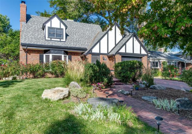 743 Krameria Street, Denver, CO 80220 (#9375607) :: Ben Kinney Real Estate Team