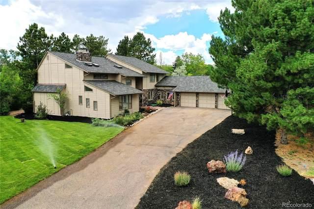 8960 Big Canon Place, Greenwood Village, CO 80111 (#9376265) :: Compass Colorado Realty