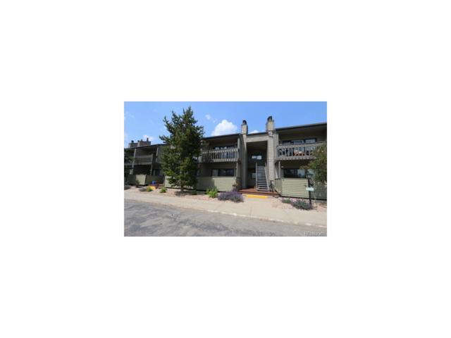 83 County Road 8400 F8, Fraser, CO 80442 (MLS #9376628) :: 8z Real Estate