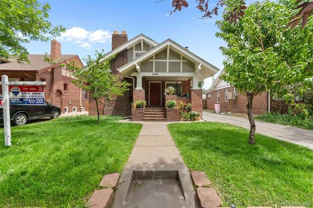 2630 Birch Street, Denver, CO 80207 (#9376644) :: James Crocker Team
