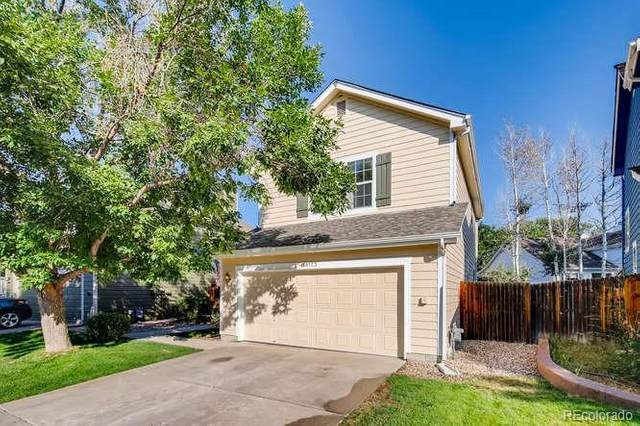19123 E Legend Avenue, Parker, CO 80134 (#9376658) :: The Margolis Team