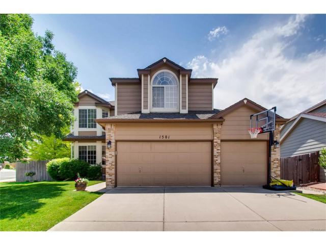 1501 E 133rd Avenue, Thornton, CO 80241 (MLS #9376681) :: 8z Real Estate