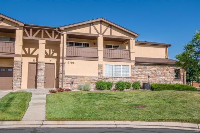 9795 W Freiburg Drive F, Littleton, CO 80127 (MLS #9377074) :: 8z Real Estate