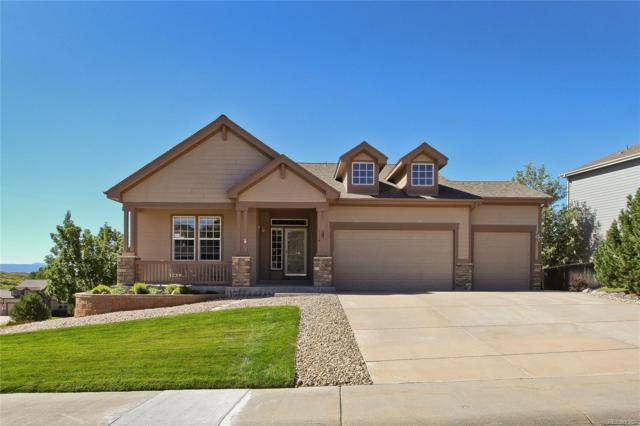 1218 Halfmoon Drive, Castle Rock, CO 80104 (#9377448) :: Colorado Home Finder Realty