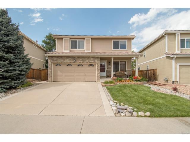 4727 Hunterwood Drive, Highlands Ranch, CO 80130 (#9377500) :: ParkSide Realty & Management