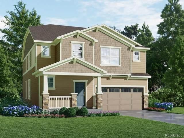 362 Hyde Park Circle, Castle Pines, CO 80108 (MLS #9377554) :: 8z Real Estate