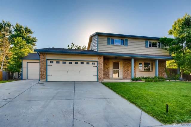 13954 W 74th Avenue, Arvada, CO 80005 (#9377731) :: iHomes Colorado