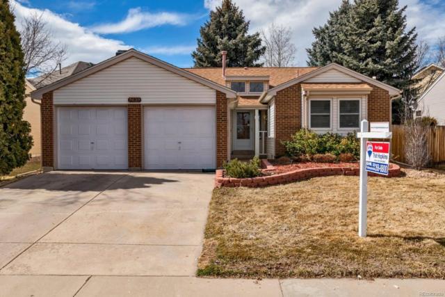 7039 S Flower Court, Littleton, CO 80128 (#9377754) :: Bring Home Denver