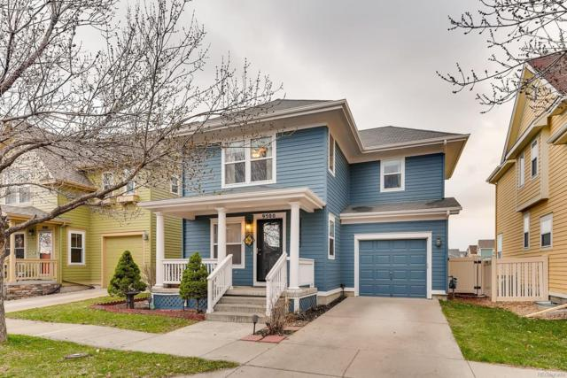 9500 E 106th Avenue, Commerce City, CO 80640 (#9377950) :: The Heyl Group at Keller Williams