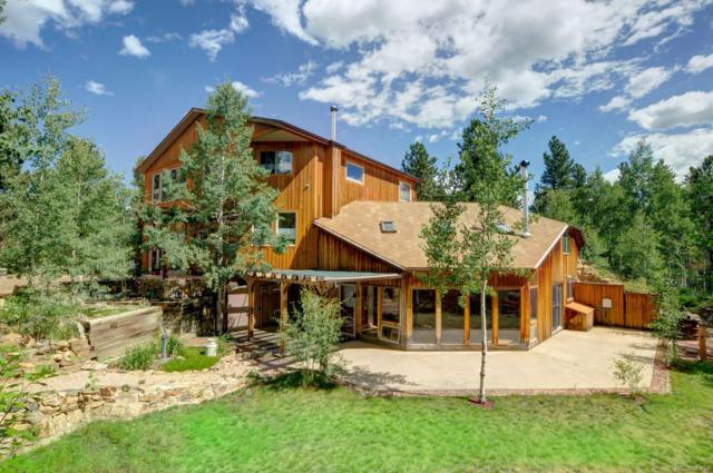 551 Aspen Lane, Black Hawk, CO 80422 (#9378054) :: The Griffith Home Team