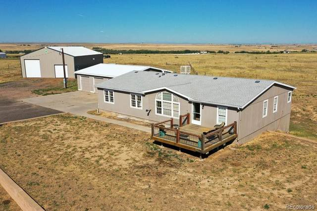 3025 S County Road 137, Bennett, CO 80102 (#9378097) :: Compass Colorado Realty