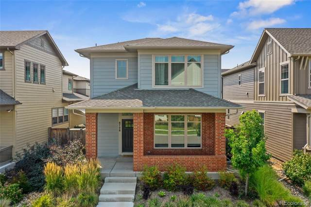 8748 E 54th Place, Denver, CO 80238 (MLS #9378187) :: Bliss Realty Group