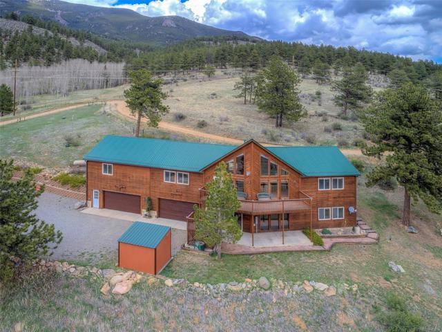 166 Mountain Drive, Shawnee, CO 80475 (MLS #9378383) :: 8z Real Estate