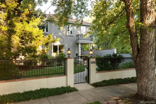 600 Vine Street, Denver, CO 80206 (#9378478) :: RE/MAX Professionals