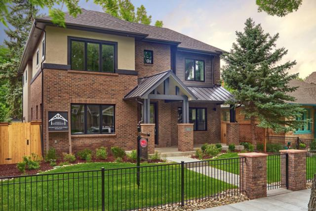 921 S Vine Street, Denver, CO 80209 (#9378480) :: The DeGrood Team