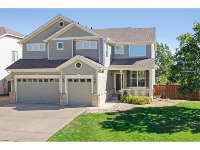 16364 Prairie Farm Circle, Parker, CO 80134 (#9378520) :: The Griffith Home Team