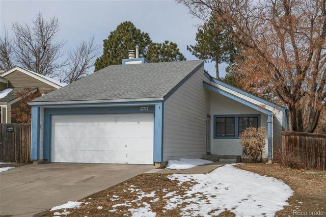 17773 E Ada Drive, Aurora, CO 80017 (#9378963) :: The Griffith Home Team