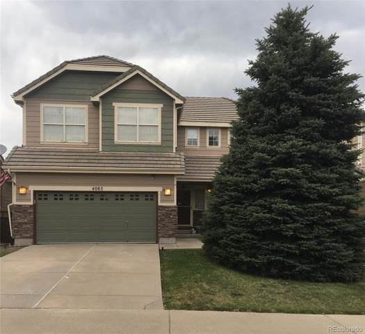 4085 Miners Candle Place, Castle Rock, CO 80109 (#9378987) :: Peak Properties Group