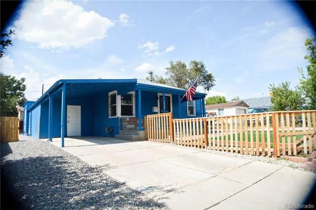 1065 S Osceola Street, Denver, CO 80219 (MLS #9379221) :: Clare Day with Keller Williams Advantage Realty LLC