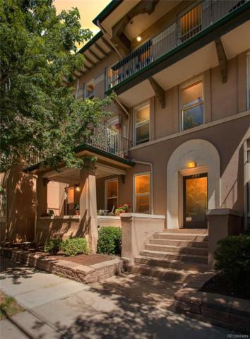 401 E 11th Avenue #10, Denver, CO 80203 (#9379267) :: My Home Team
