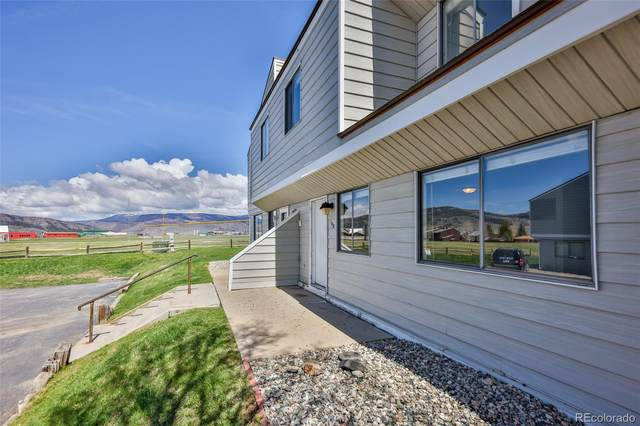 495 2nd Street #108, Granby, CO 80446 (#9379806) :: The DeGrood Team