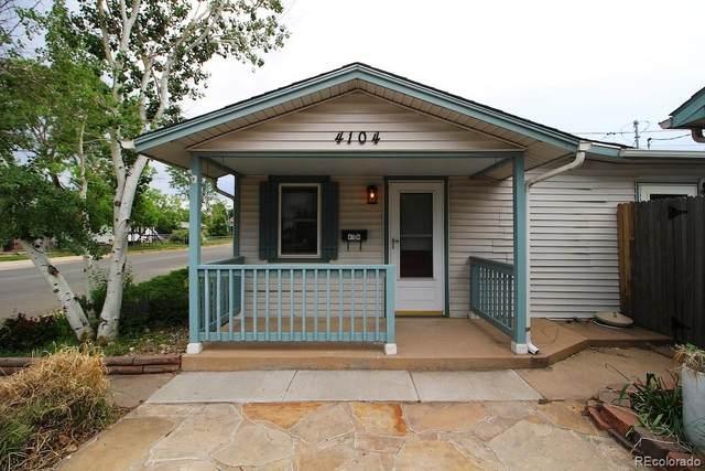 4104 S Pennsylvania Street, Englewood, CO 80113 (#9380338) :: The Griffith Home Team