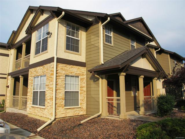 7413 S Quail Circle #1427, Littleton, CO 80127 (MLS #9380448) :: 8z Real Estate