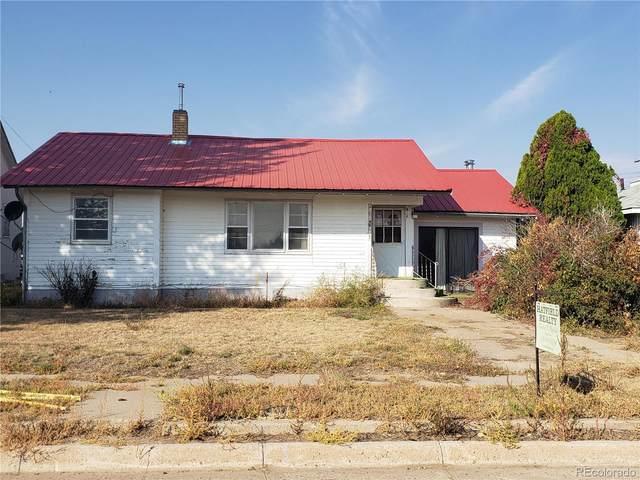 428 Iowa Avenue, Stratton, CO 80836 (#9380641) :: My Home Team