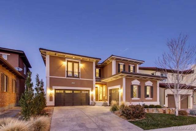 10505 Montecito Drive, Lone Tree, CO 80124 (MLS #9380914) :: 8z Real Estate