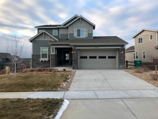 8047 Grand Baker Way, Aurora, CO 80016 (#9380922) :: The City and Mountains Group