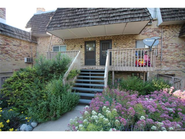 2190 S Holly Street #211, Denver, CO 80222 (#9381399) :: Bring Home Denver