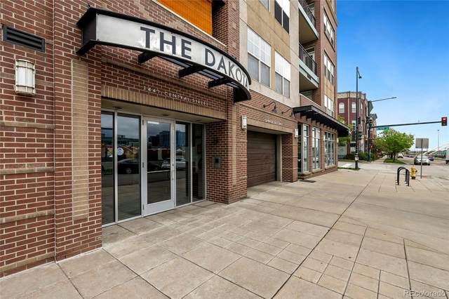 1441 Central Street #413, Denver, CO 80211 (MLS #9381501) :: Wheelhouse Realty