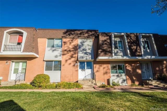 12922 W Virginia Avenue, Lakewood, CO 80228 (#9381639) :: iHomes Colorado