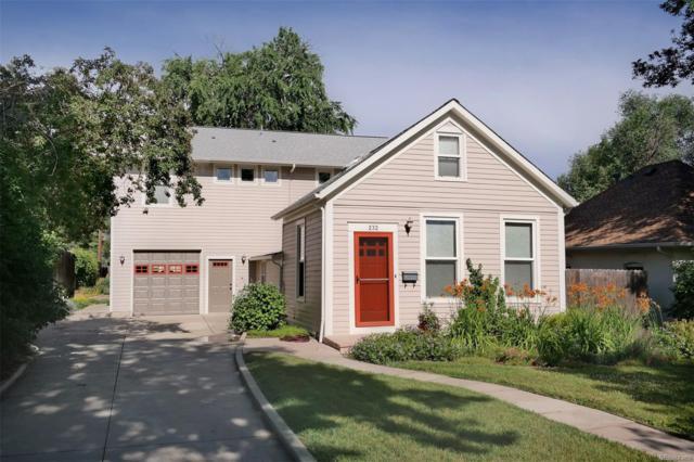 232 Gay Street, Longmont, CO 80501 (MLS #9381676) :: 8z Real Estate