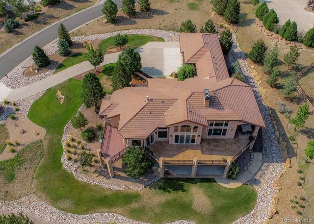 5241 Raintree Circle, Parker, CO 80134 (#9381693) :: The Margolis Team