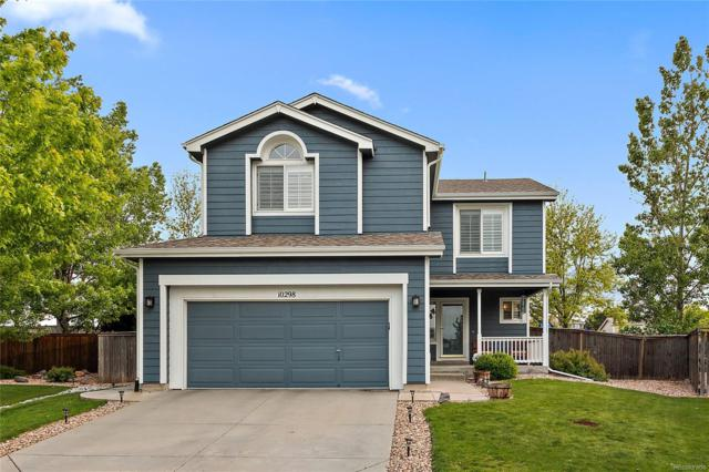 10298 Spotted Owl Place, Highlands Ranch, CO 80129 (#9381782) :: The Healey Group
