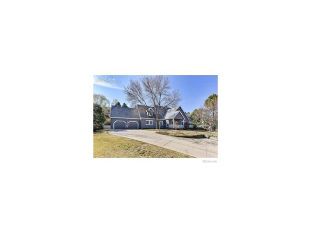 529 S Bear Paw Lane, Colorado Springs, CO 80906 (MLS #9382007) :: 8z Real Estate