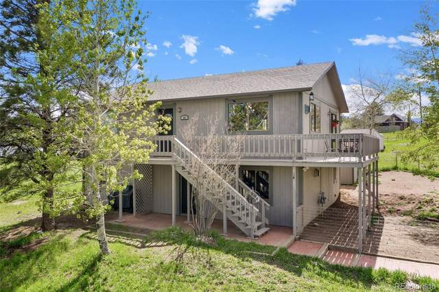 33 Quakie Way, Bailey, CO 80421 (#9382046) :: The Colorado Foothills Team | Berkshire Hathaway Elevated Living Real Estate